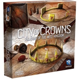 Paladins of the West Kingdom: City of Crowns Expansion