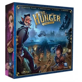 The Hunger - boardgame