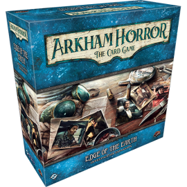 Arkham Horror Card Game: Edge of the Earth investigators Expansion