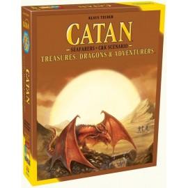 Catan: Treasure, Dragons & Adventurers expansion