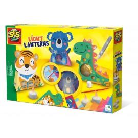 Licht lantaarns - Lanternes lumineuses