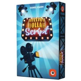Million Dollar Script- party game