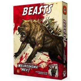 Neuroshima Hex 3.0: Beasts expansion