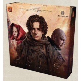 Dune: House Secrets - boardgame