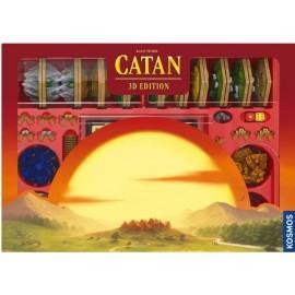 Catan: 3D edition boardgame