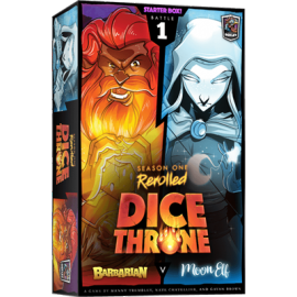Dice Throne S1R Box 1 Barbarian v Moon