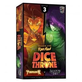 Dice Throne S1R Box 3 Pyro v Shadow Thief