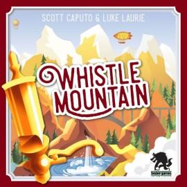 Whistle Mountain boardgame