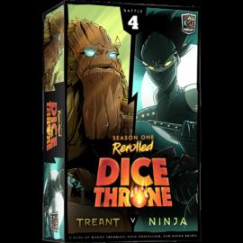 Dice Throne S1R Box 4 Treant v Ninja