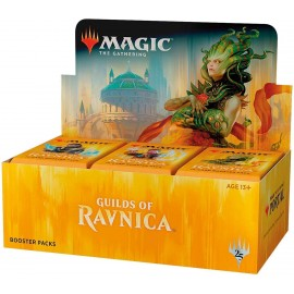 MTG Guilds of Ravnica Booster display (36) French
