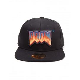 DOOM - Logo Snapback Cap