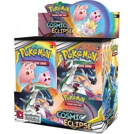 Pokémon Sun & Moon 12 Cosmic eclipse Deck Display (8)