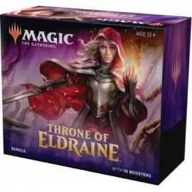 MTG Throne of Eldraine Bundle (1) French