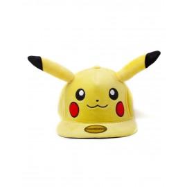 Pokémon - Pikachu Plush Snapback