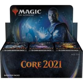 MTG Core set 2021 Booster Display (36) Italian