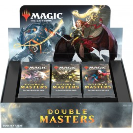 MTG Double Masters Booster Display (24) French