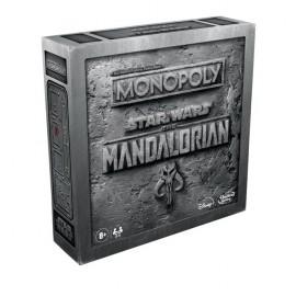 Monopoly The Mandalorian English