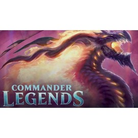 MTG Commander Legends Commander Deck (6) Italian