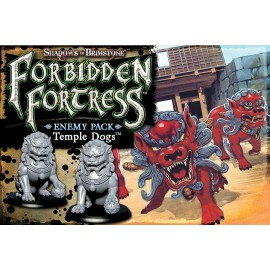 Shadows of Brimstone: Temple Dogs Enemy Pack