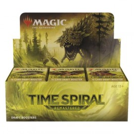 MTG Time Spiral Remastered Draft Booster Display IT (36)