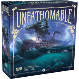 Unfathomable- boardgame