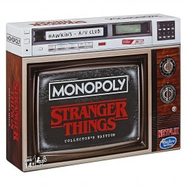 Monopoly Stranger Things collector edition English