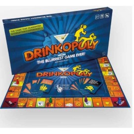 Drinkopoly - The blurriest game ever! English