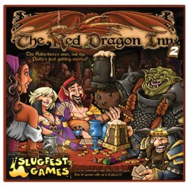 Red Dragon Inn 2 Exp Stand Alone Boxed Card game