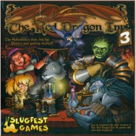 Red Dragon Inn 3 Exp Stand Alone Boxed Card game