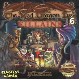 Red Dragon Inn 6 Villains Exp&standalone Boxed card game
