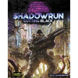 Shadowrun Cutting Black RPG