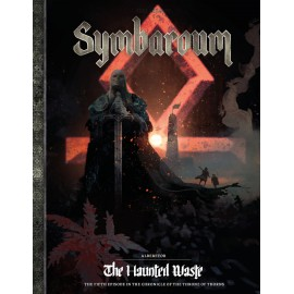Symbaroum Alberetor- the Haunted Waste RPG