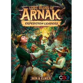 Lost Ruins of Arnak - Expedition Leaders
