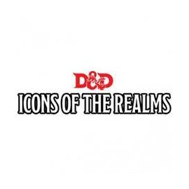 D&D Icons of the Realms Miniatures: The Wild Beyond the Witchlight - Swamp Gas Balloon (Set 20)