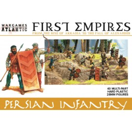 Persian Infantry - Boardgame