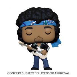 Rocks : Jimi Hendrix (Live in Maui Jacket)