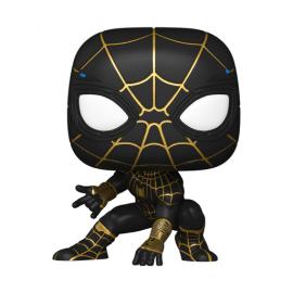 Marvel 911 : Spider-Man : No Way Home - Spider-Man (Black & Gold Suit)