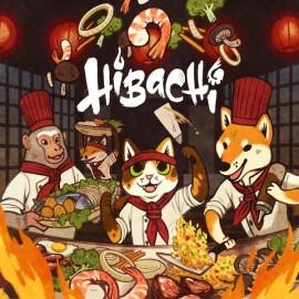 Hibachi - Board game