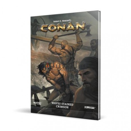 Conan: Waves Stained Crimson
