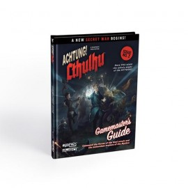 Achtung! Cthulhu 2d20 : Gamemaster's Guide