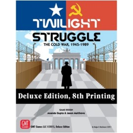 Twilight Struggle Deluxe 8th Printing