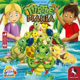 Turtle Mania - Boardgame