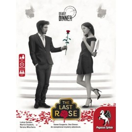 Deadly Dinner – The Last Rose - Boardgame