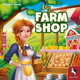 My Farm Shop - Boardgame