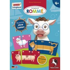 Langland Rommé - Boardgame