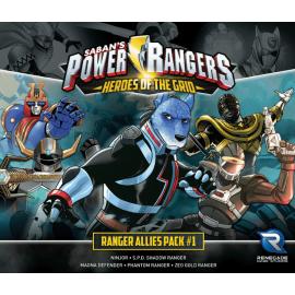 Power Rangers: Heroes of the Grid Ranger Allies Pack 1