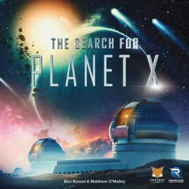 The Search for Planet X- boardgame