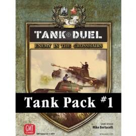 Tank Duel Tank Pack 1