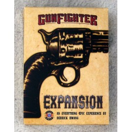 Gunfighter Expansion - The Board Game