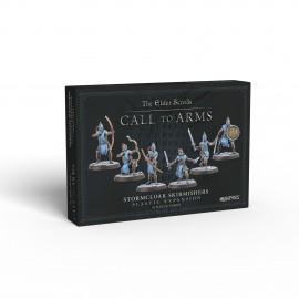 Elder Scrolls Call to Arms - Stormcloak Skirmishers Resin Collectors Set